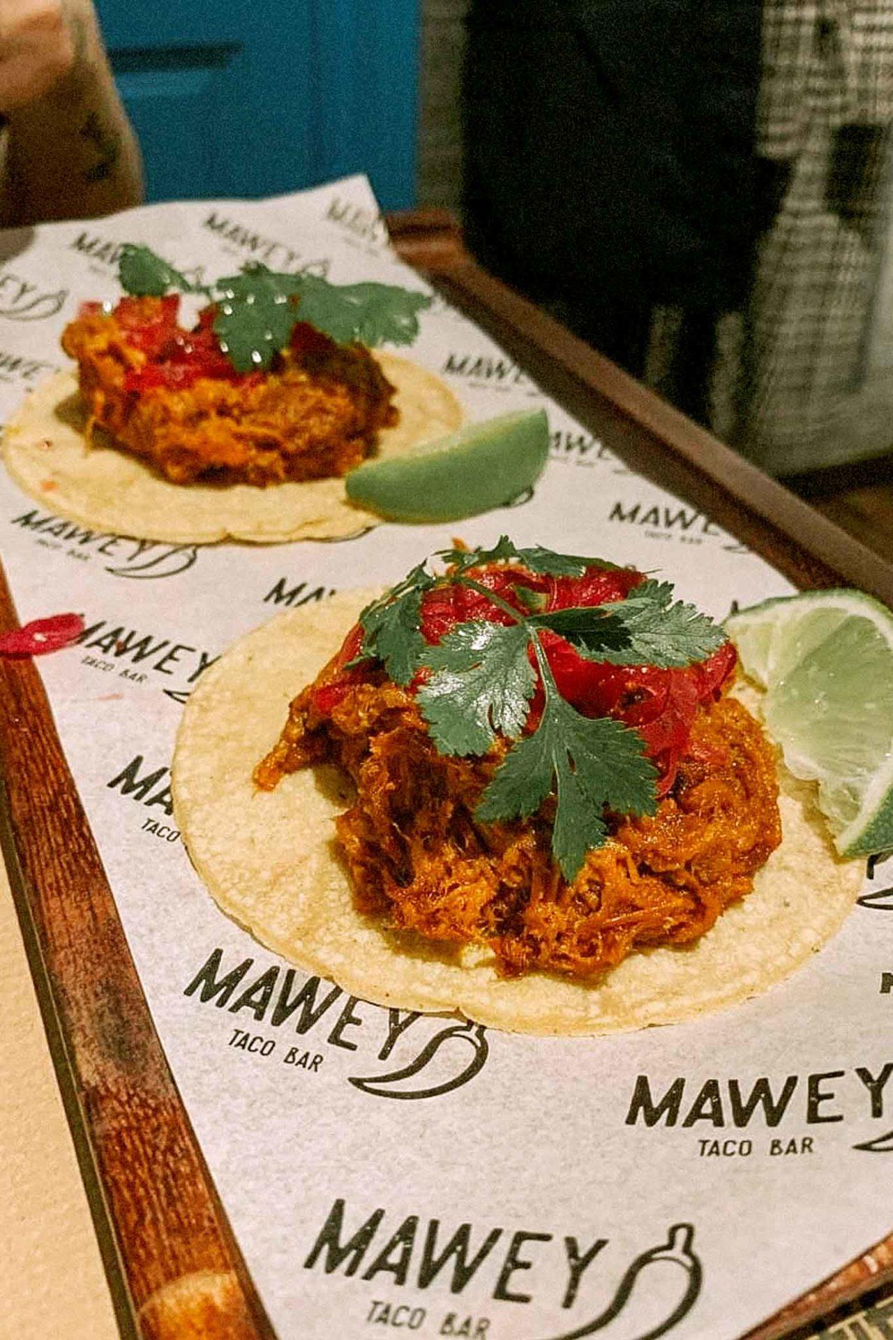 Madrid Mawey Taco Bar