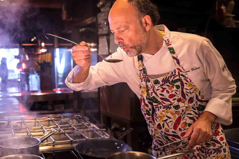Moreno Cedroni e o 5 ristoranti vicino Ancona