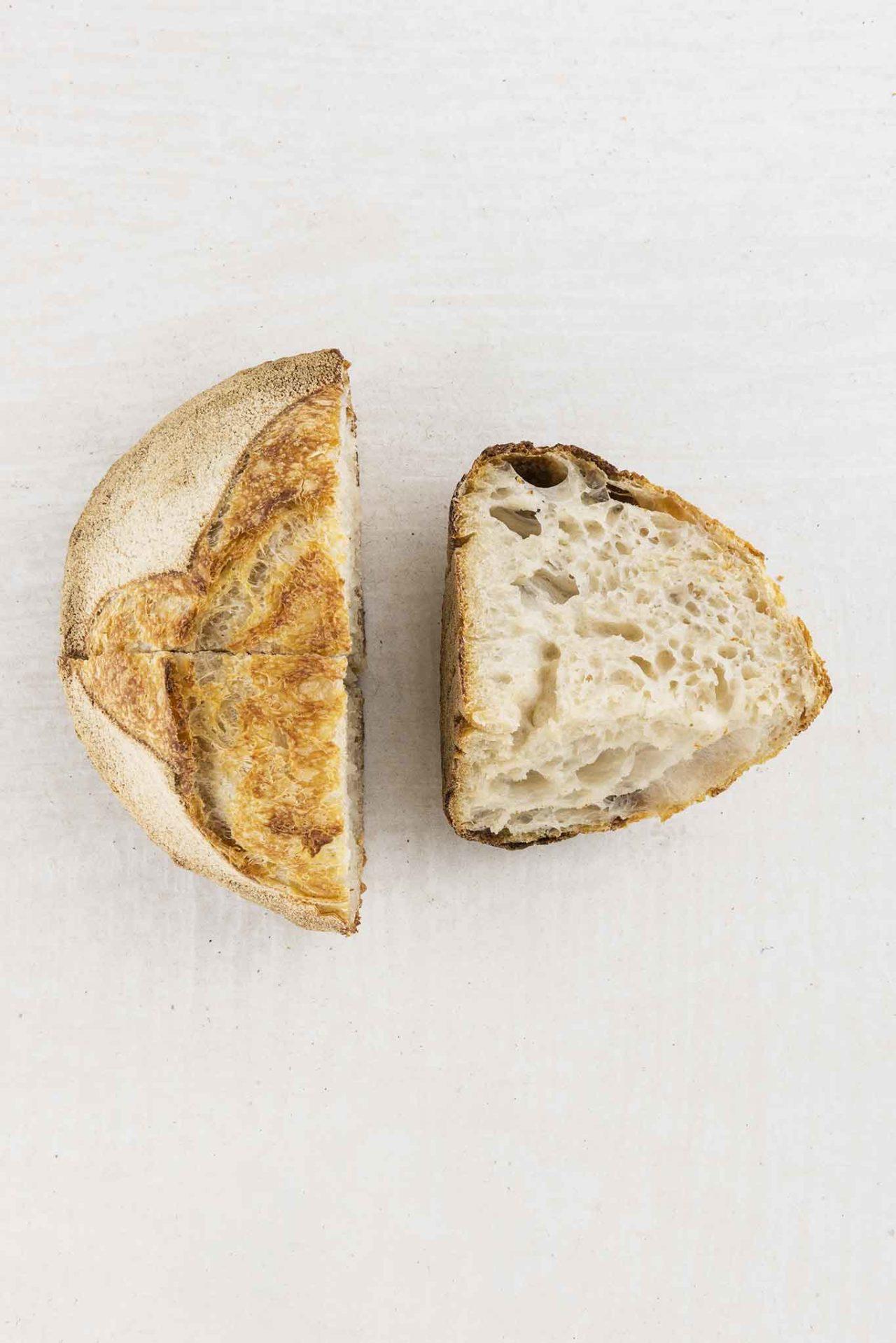 Nuovo menu degustazione ristorante Reale: pane