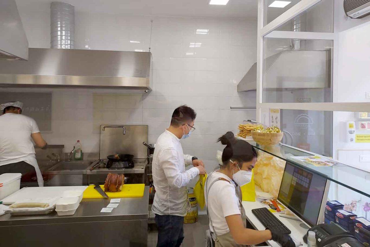 Ravioleria Esquilino Roma cucina