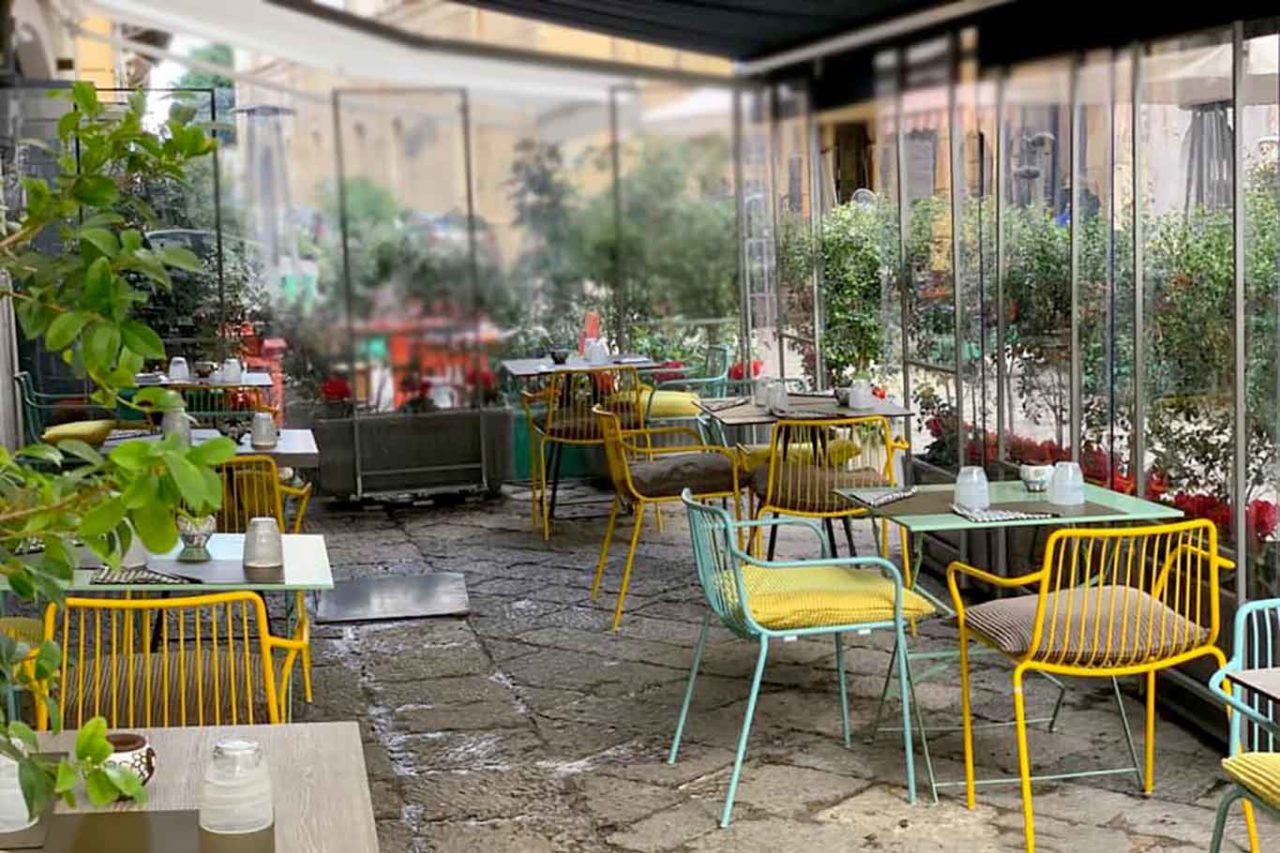 Ristoranti all'aperto a Palermo: Sardina Pastabar