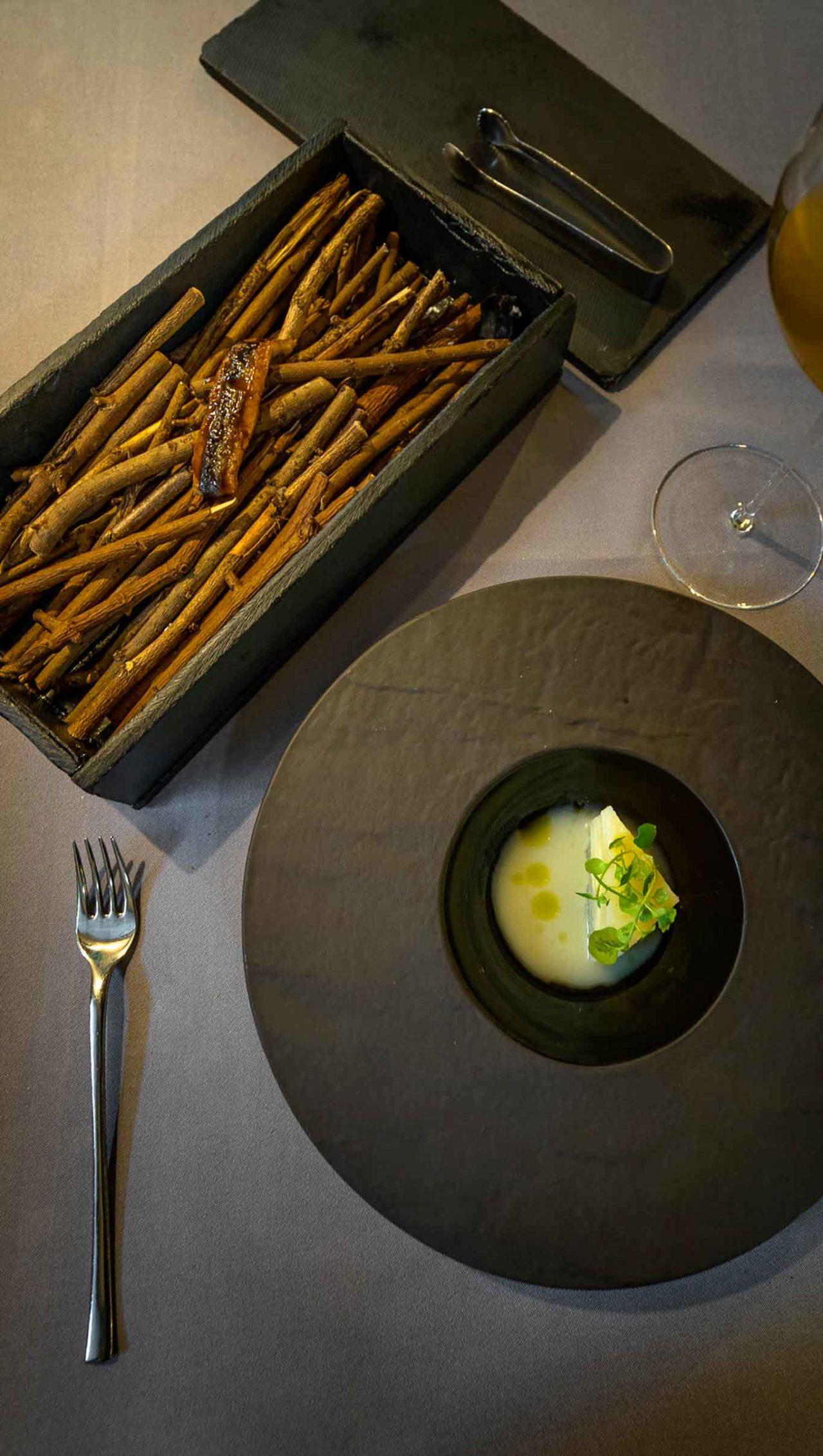 Satricvm ristorante Latina anguilla