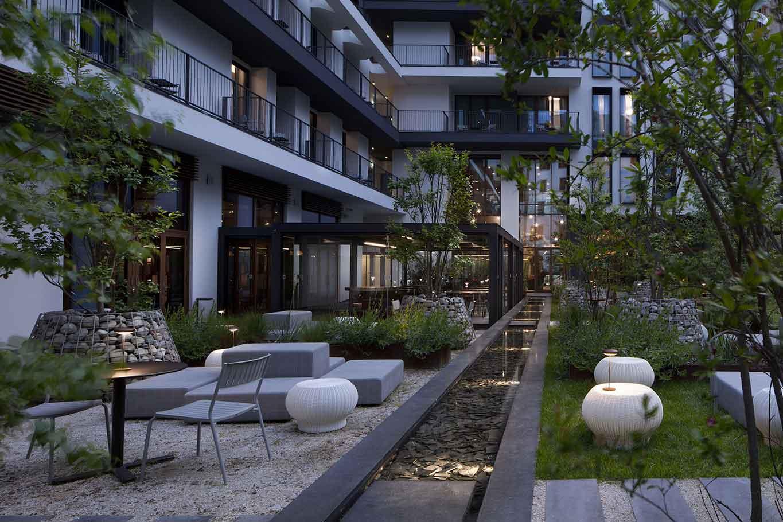 Urban Garden Milano mangiare fuori