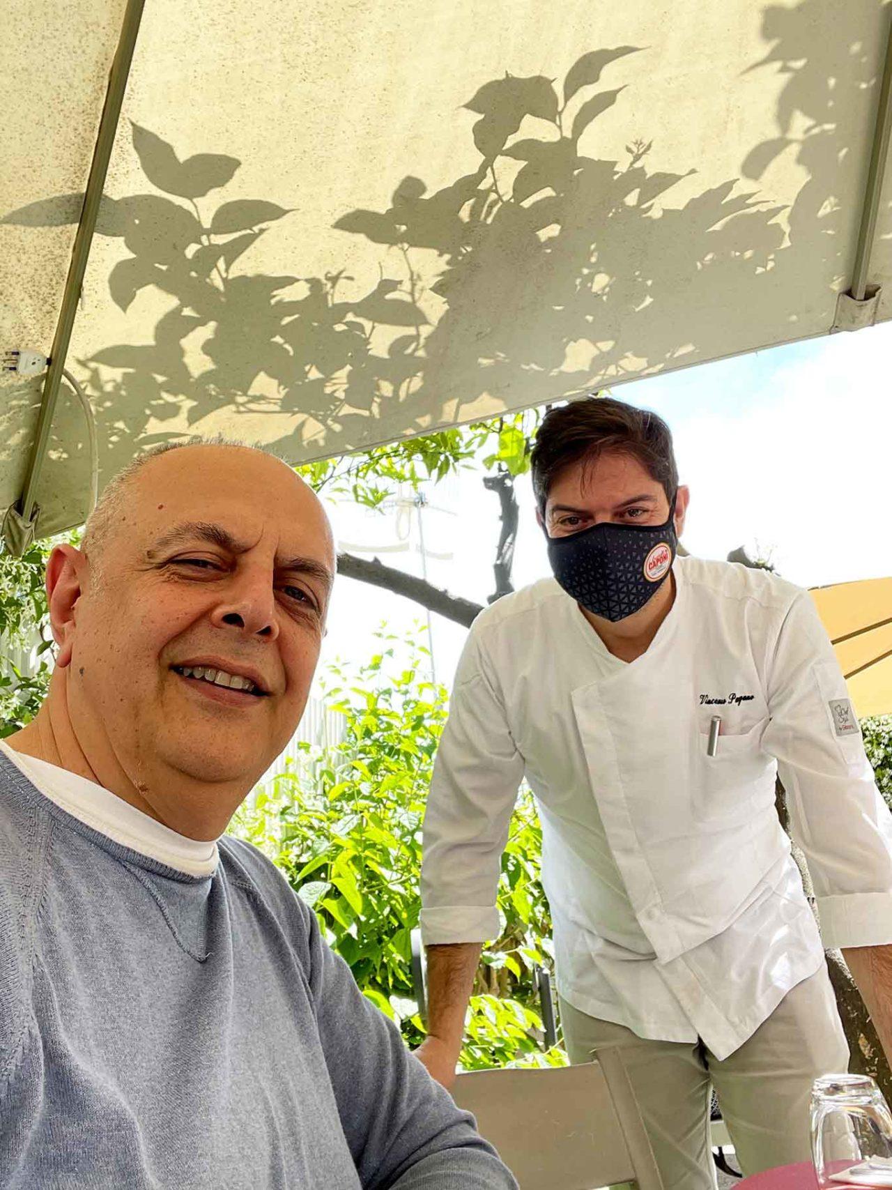 Vincenzo Pagano e Vincenzo Pagano