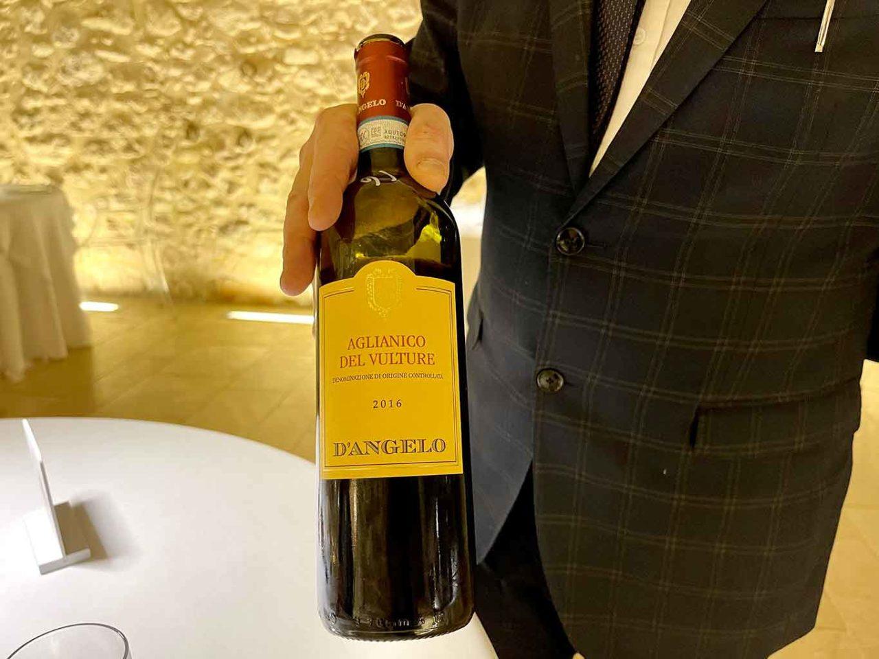 vino aglianico del vulture