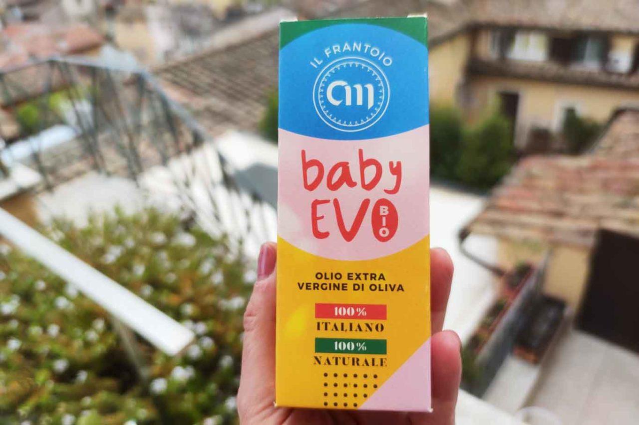 baby olio extravergine di oliva Centumbrie per bambini