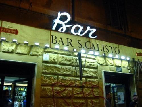 Bar San Calisto Roma