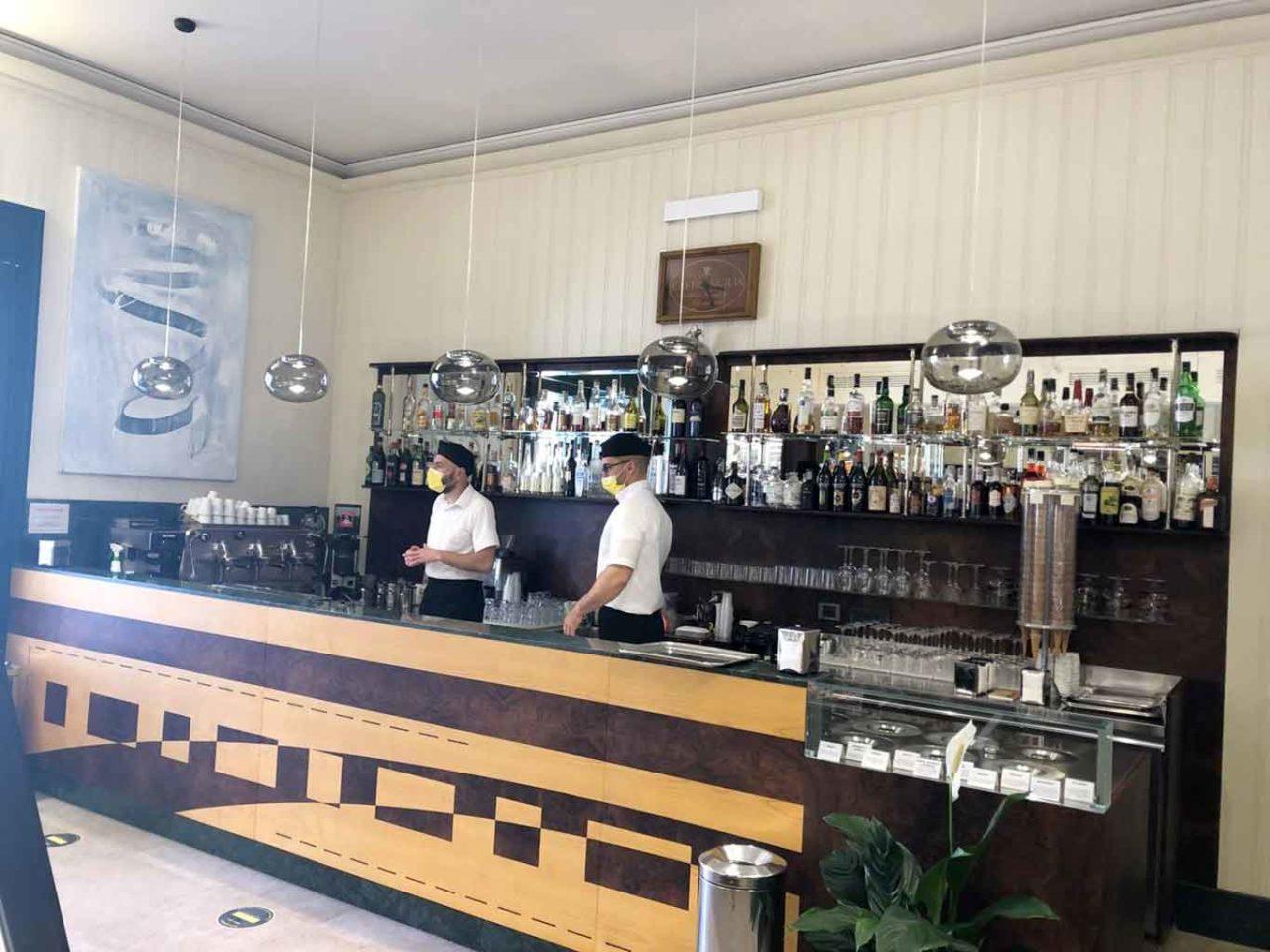 Caffè Sicilia Noto banco