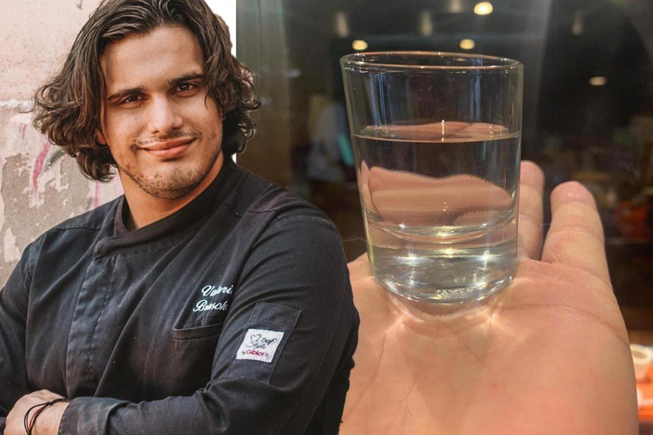 Valerio braschi ristorante carbonara liquida