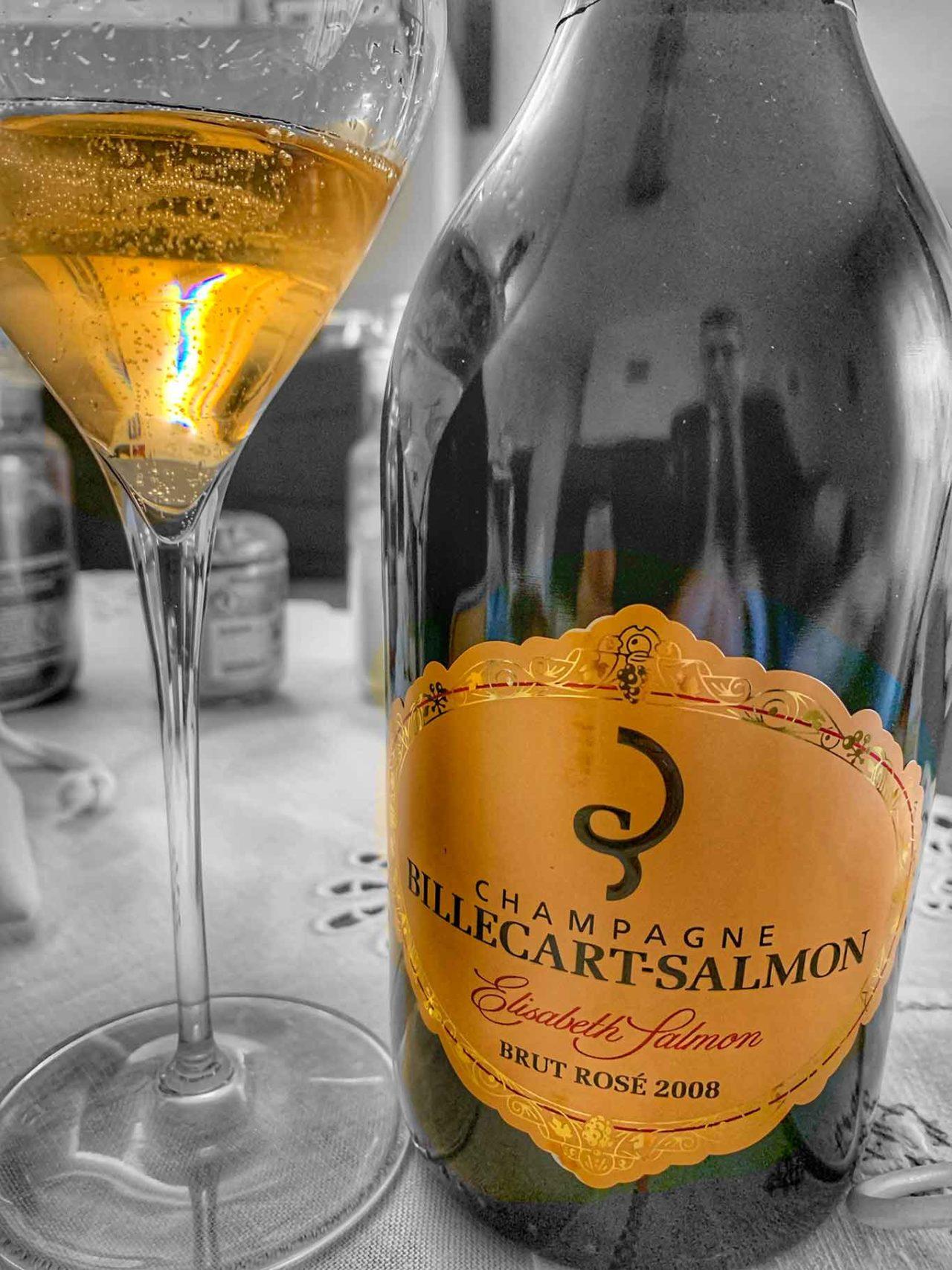 champagne Billecart-Salmon Elisabeth Salmon Brut Rosé 2008