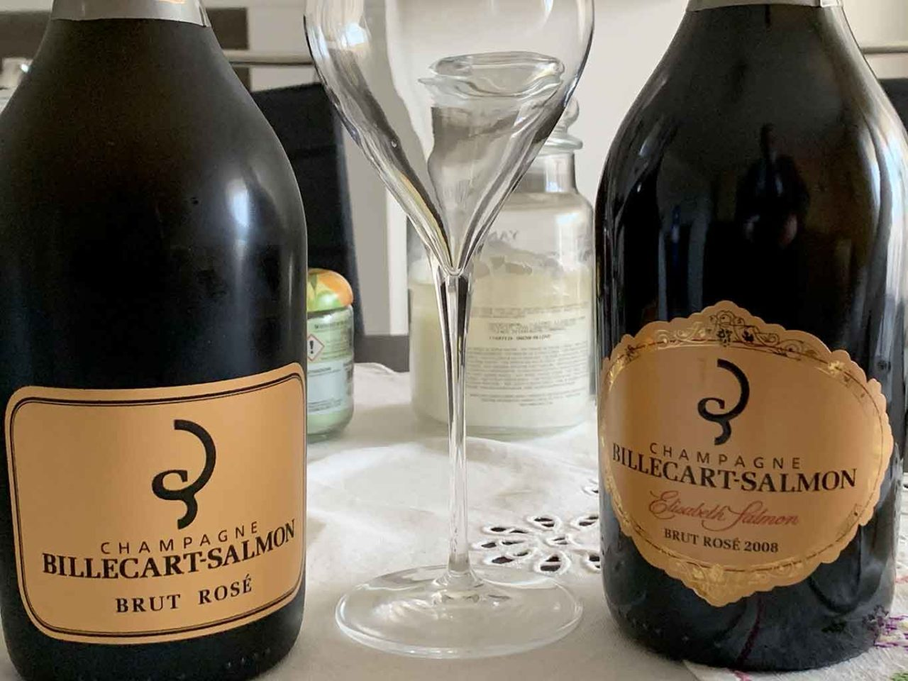 champagne rosé Billecart-Salmon prezzi