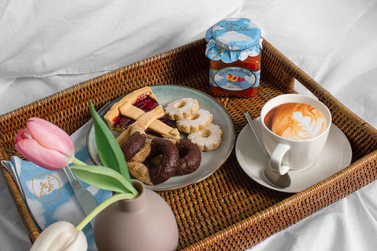 colazione festa della mamma vita bella