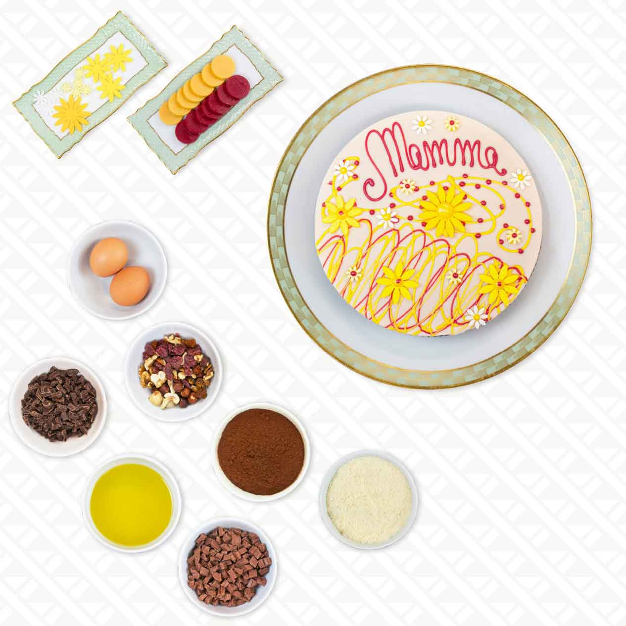 cracco kit torta mamma