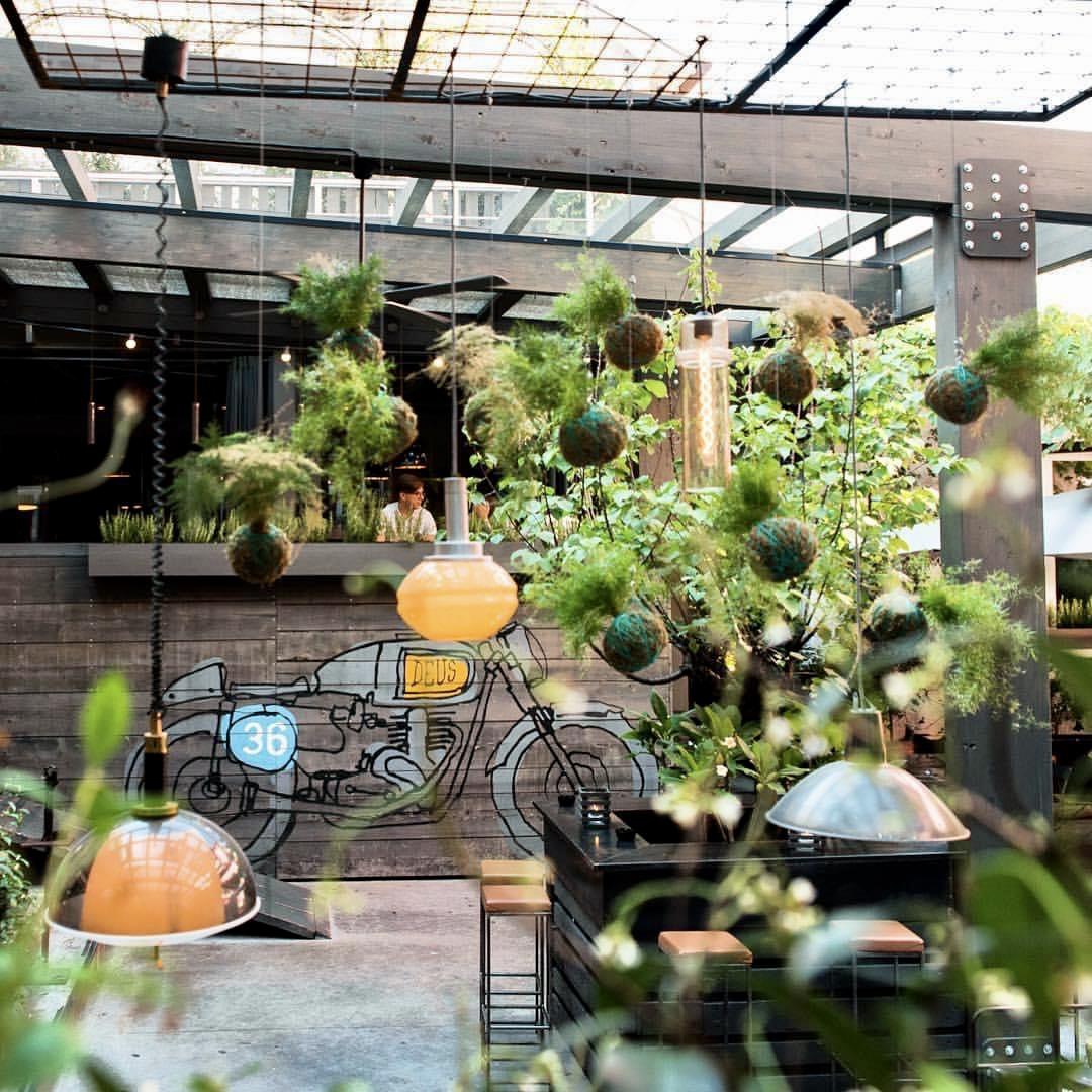 Deus Milano giardino