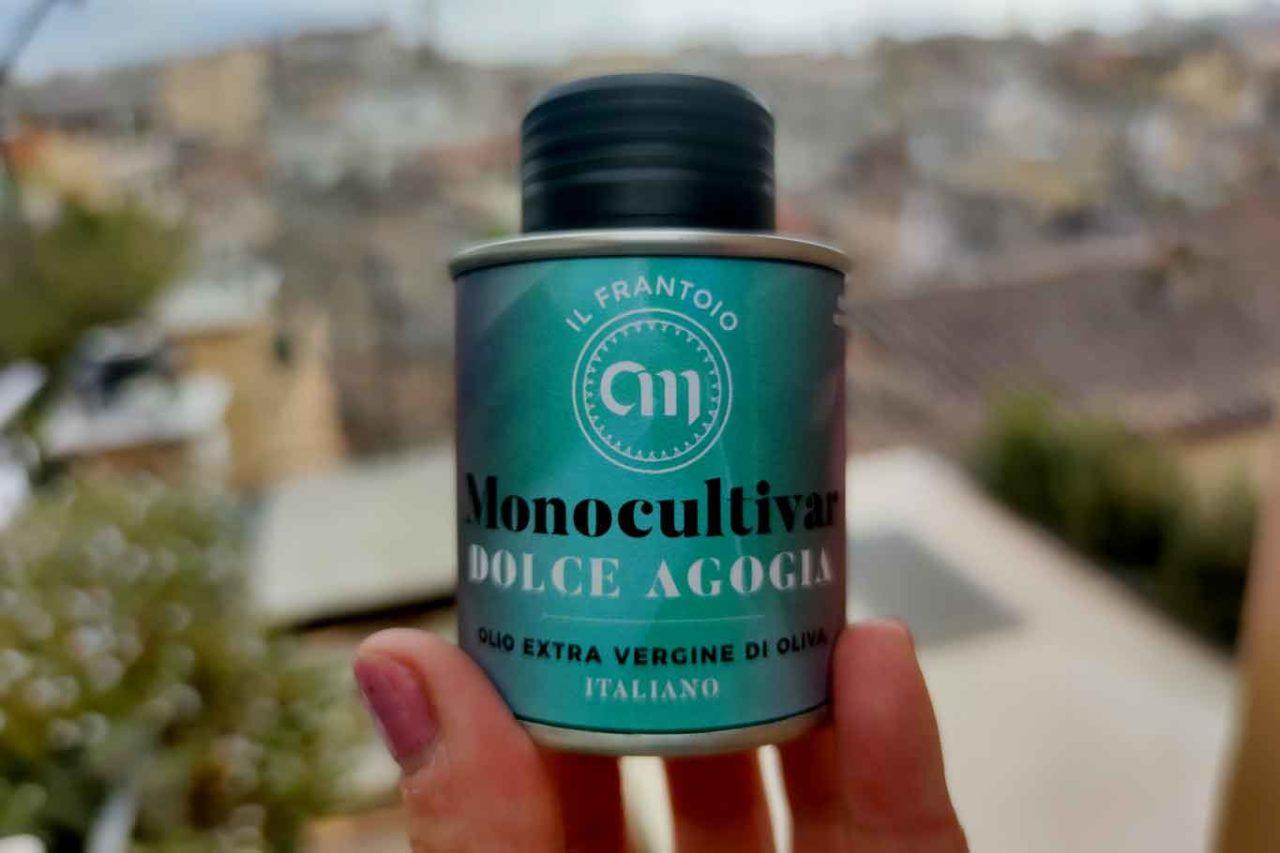 olio extravergine di oliva Centumbrie di Dolce Agogia