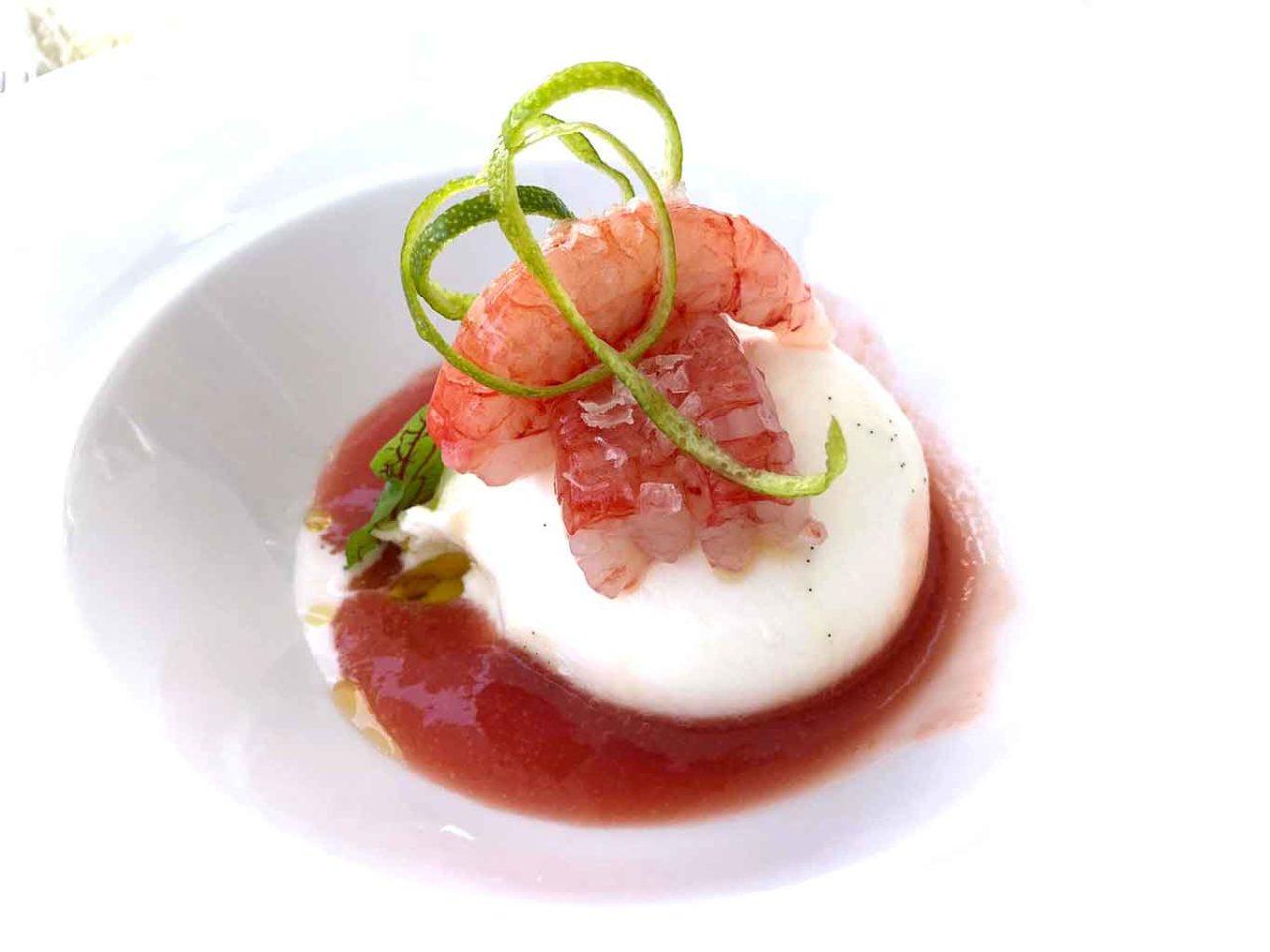 Lux ristorante Ostia Roma gambero rosso