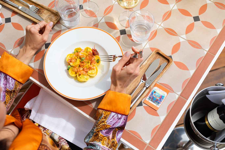 giacomo al lago hotel tremezzo pranzo