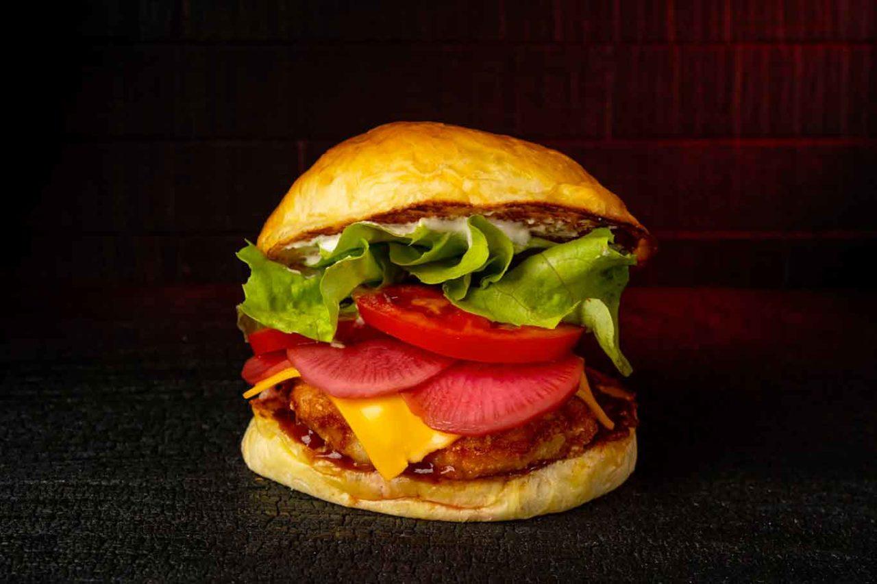 Dark Kitchen a Napoli: hamburger