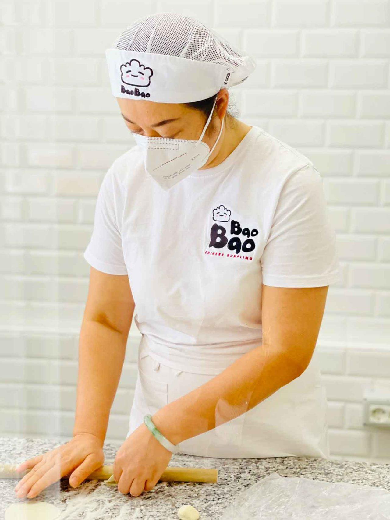 Bao Bao Dumpling Roma cucina