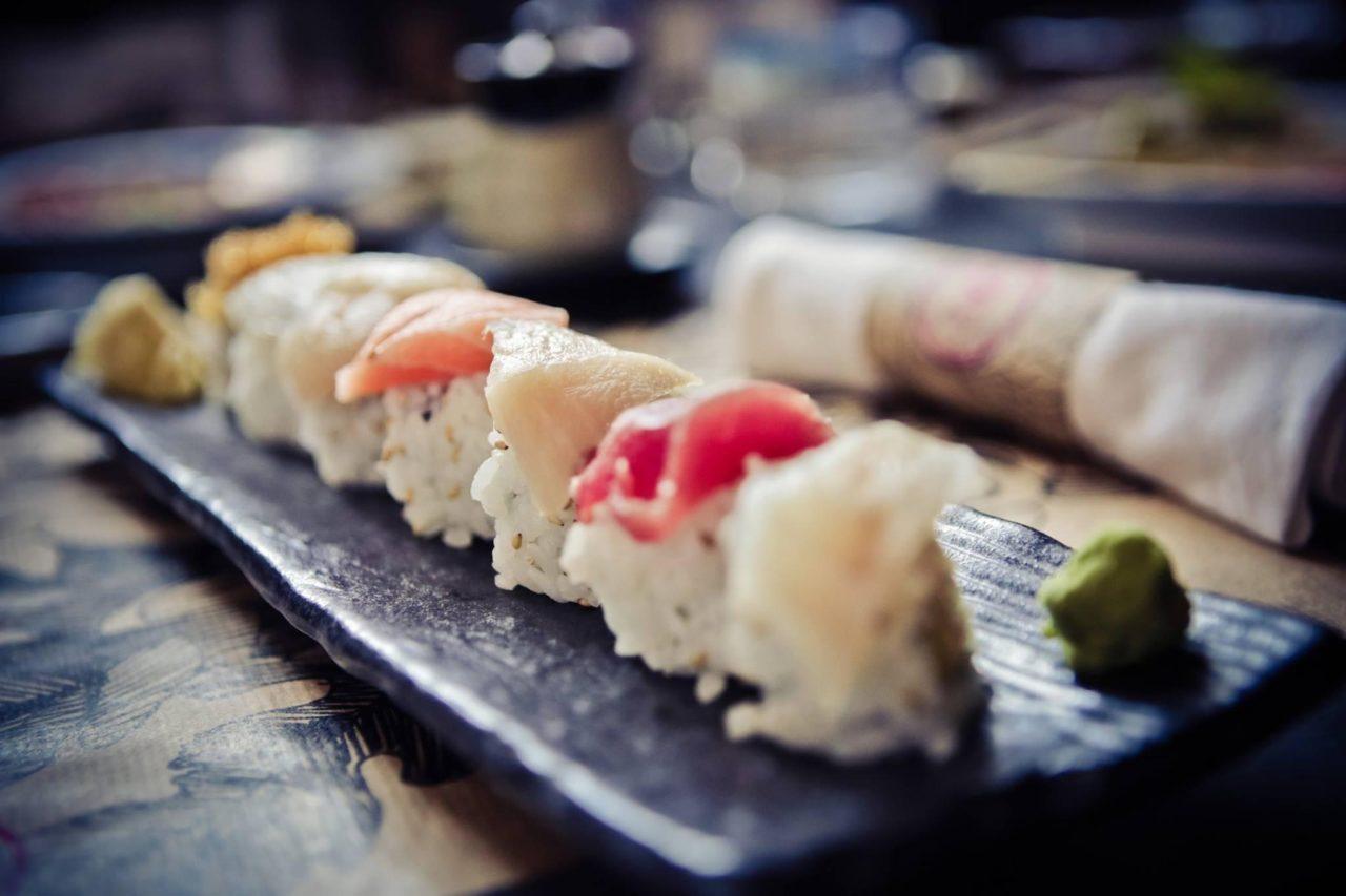 Kiko sushi bar roma piatto