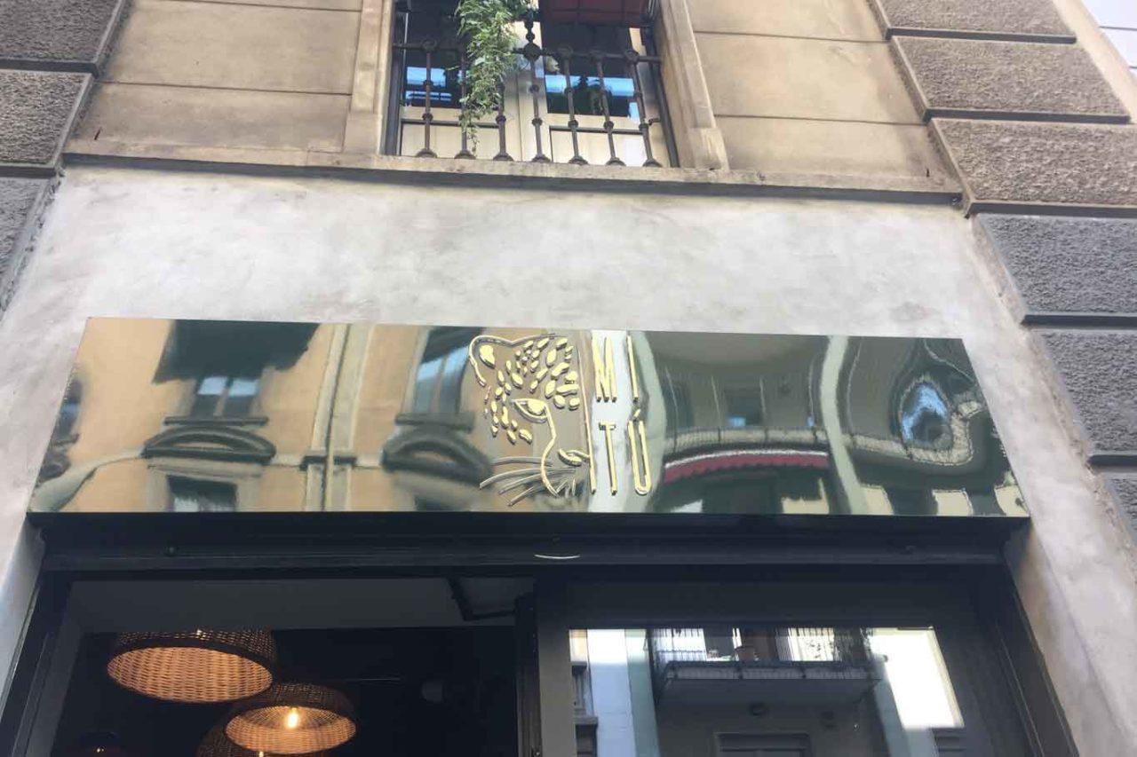 nuove aperture a Milano: mitu ristorante colombiano insegna
