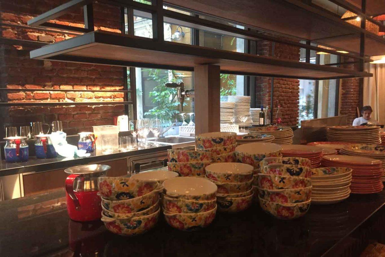nuove aperture a Milano: mitu ristorante colombiano piatti bar