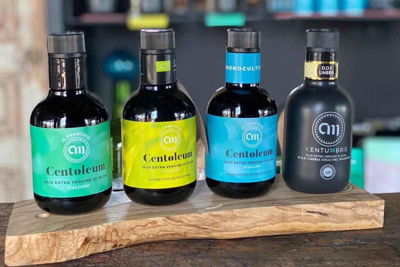 olio extravergine di oliva Centumbrie