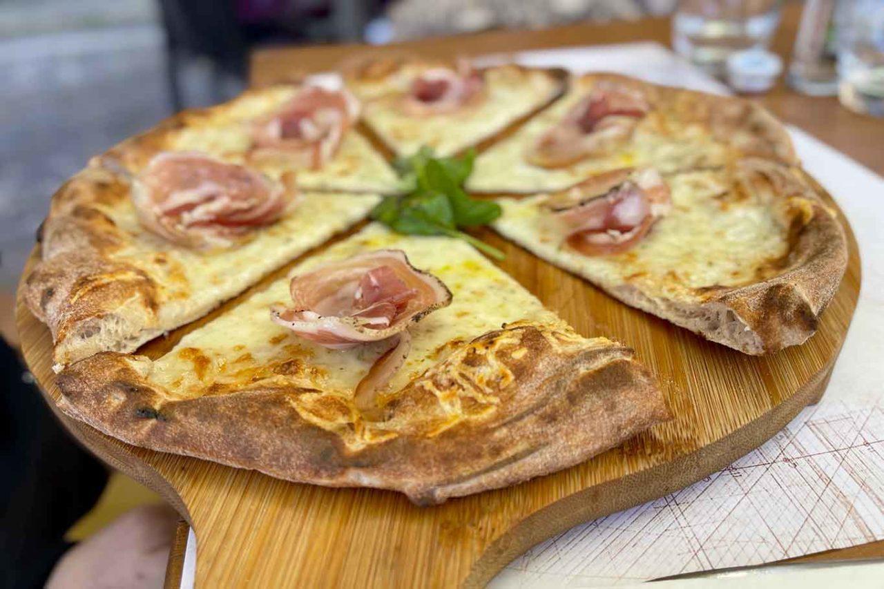 pizza di Giuseppe Maglione Daniele Gourmet
