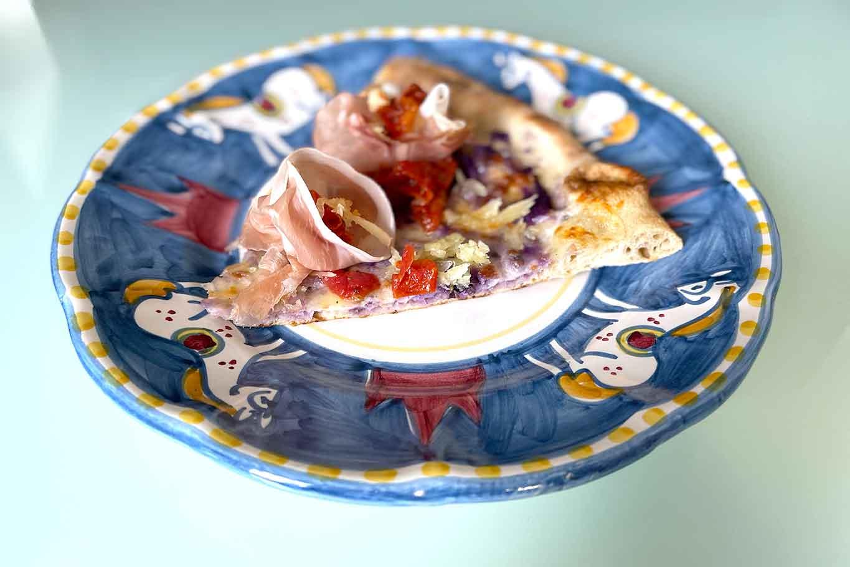 pizza di Giuseppe Maglione
