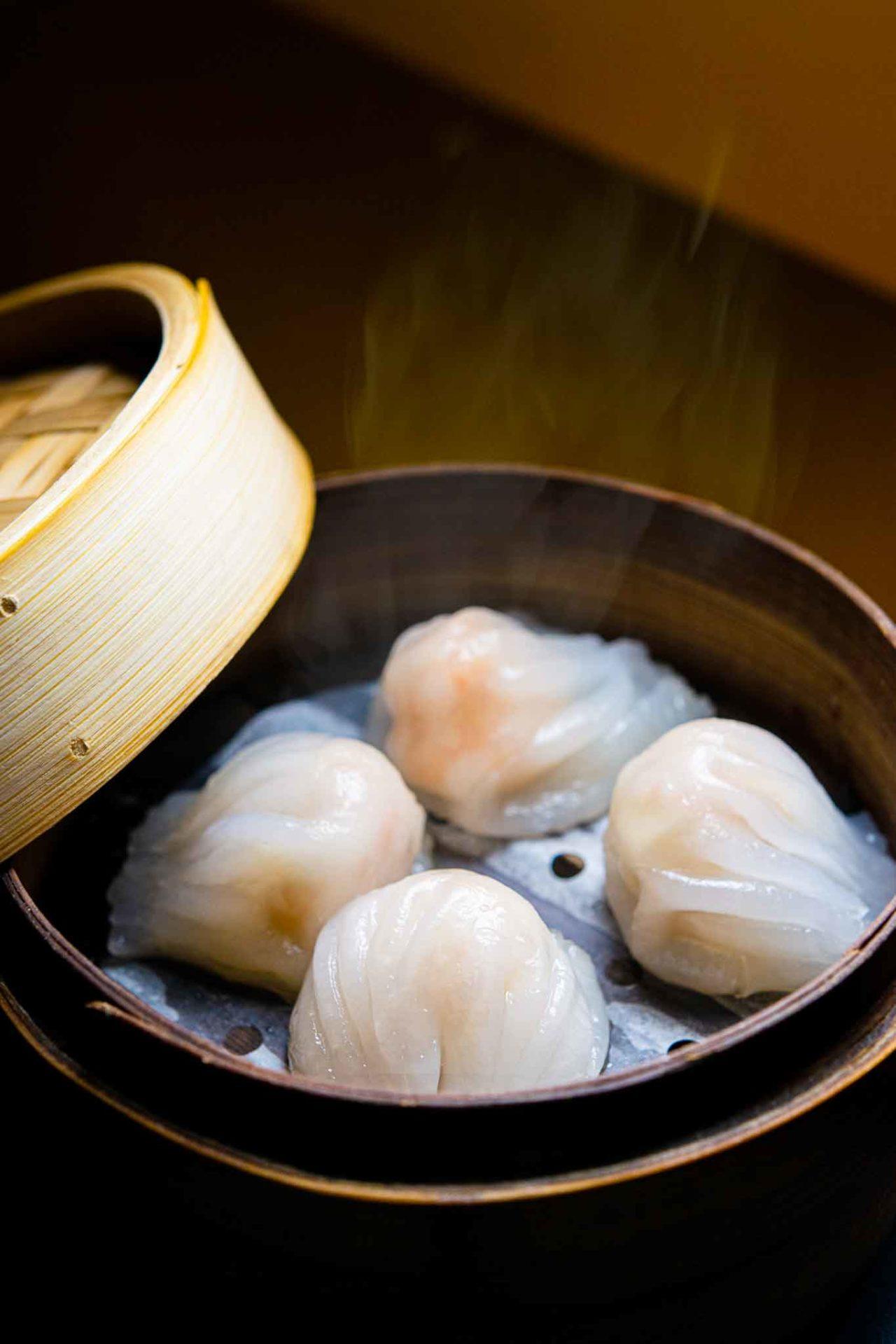 Bao Bao Dumpling Roma dehors