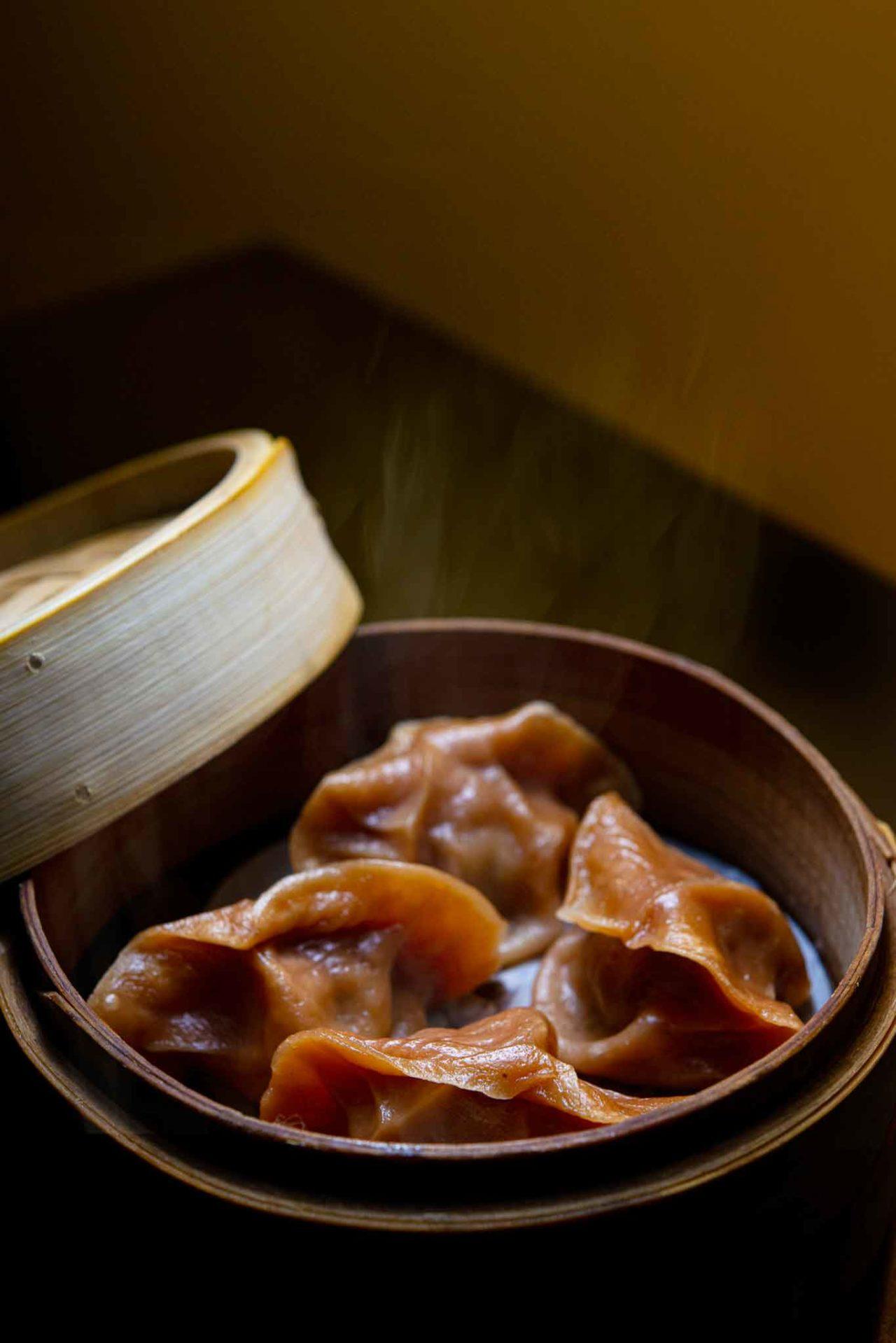 ravioli cinesi a Roma Bao Bao Dumpling manzo