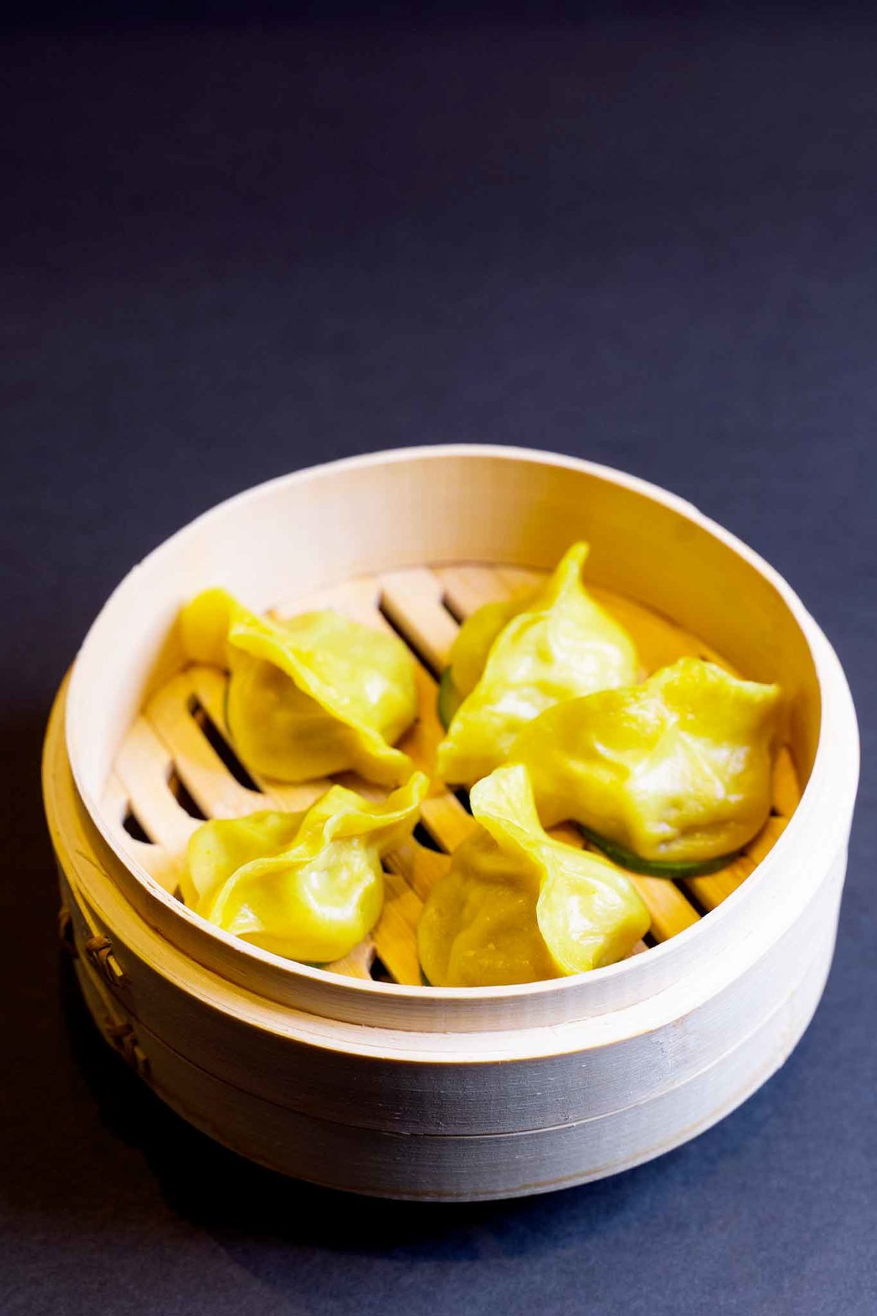 ravioli cinesi di manzo e peperone Bao Bao Dumpling Roma