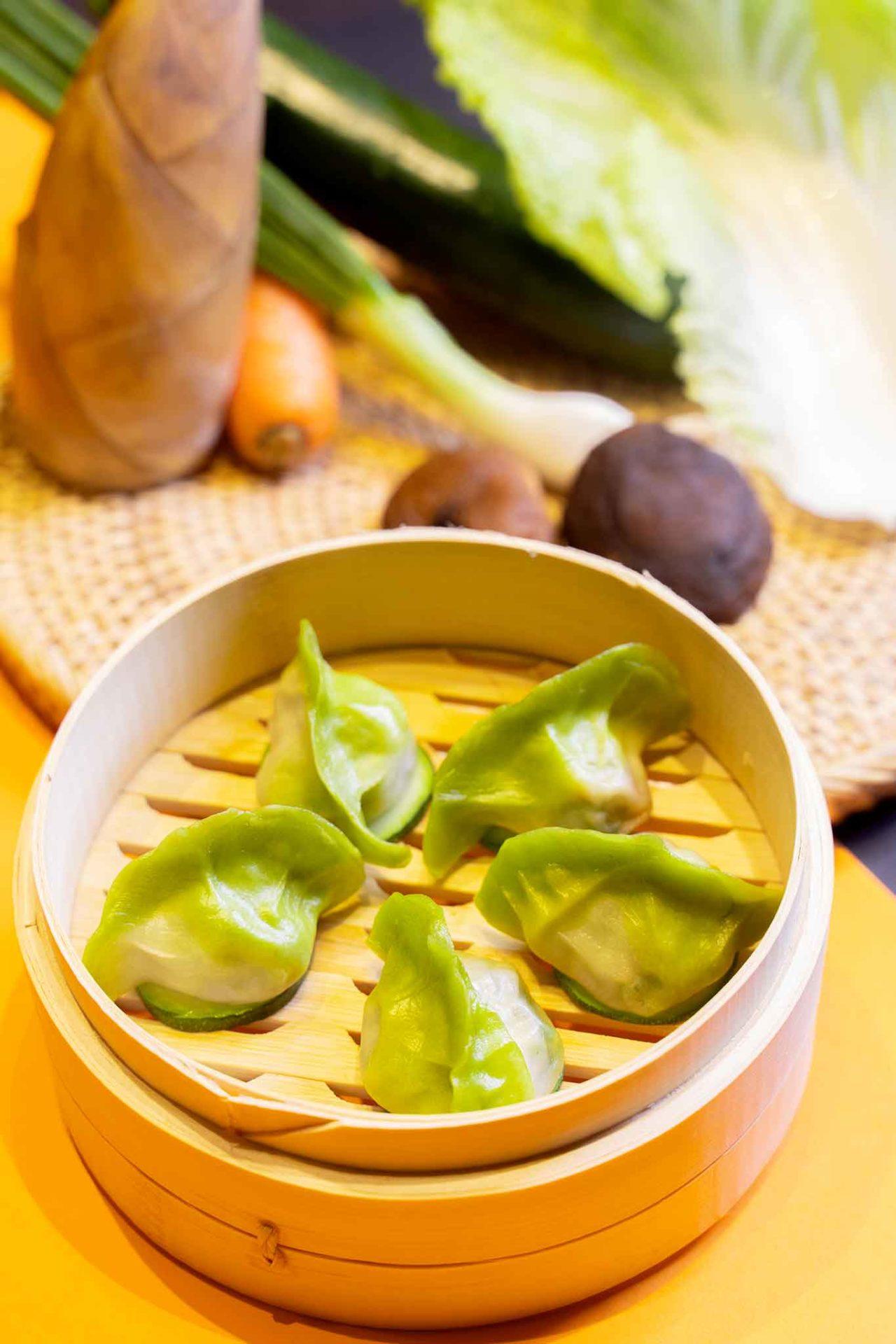 ravioli cinesi a Roma Bao Bao Dumpling verdure