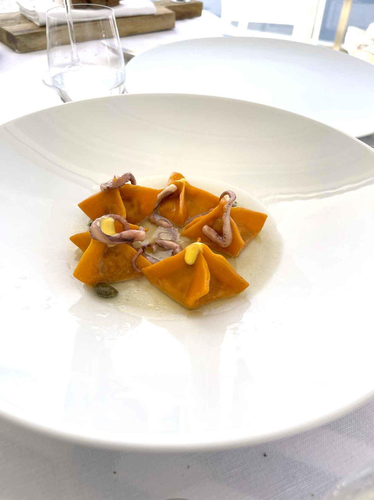 ristorante Relais Blu tortelli