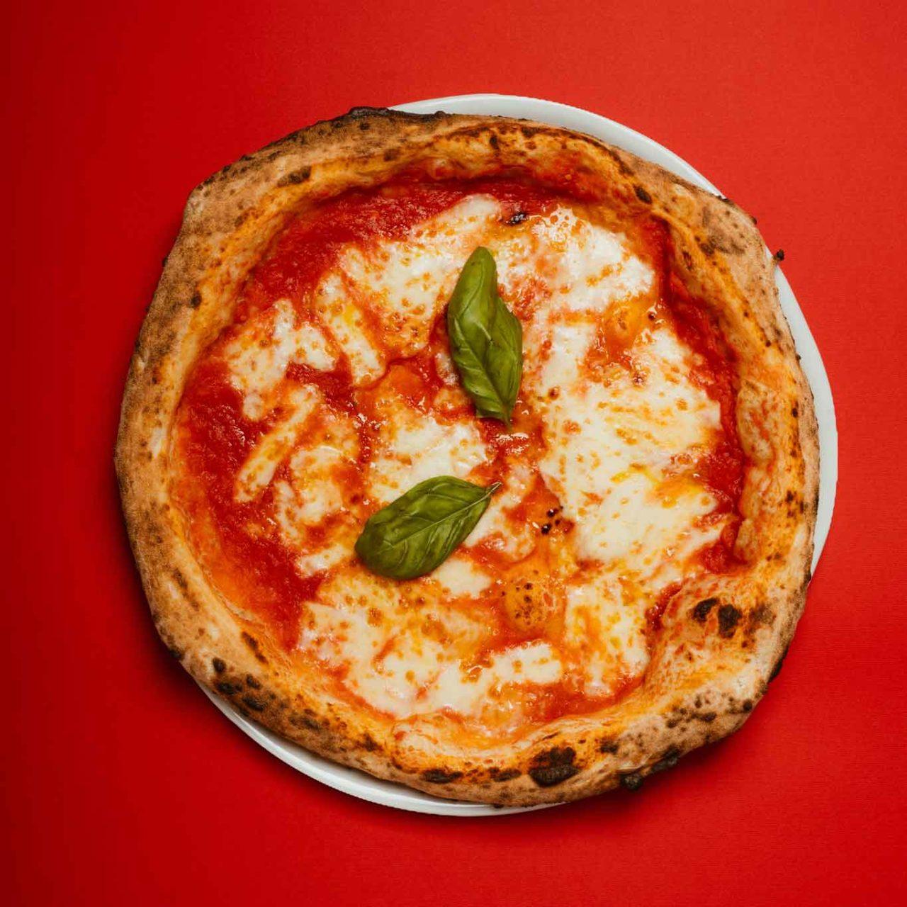 vurria pizza aloe margherita