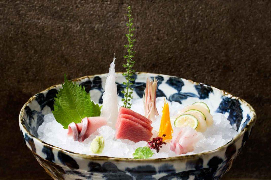 zuma sashimi