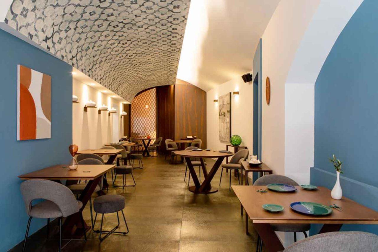 Dolia ristorante Gaeta sala