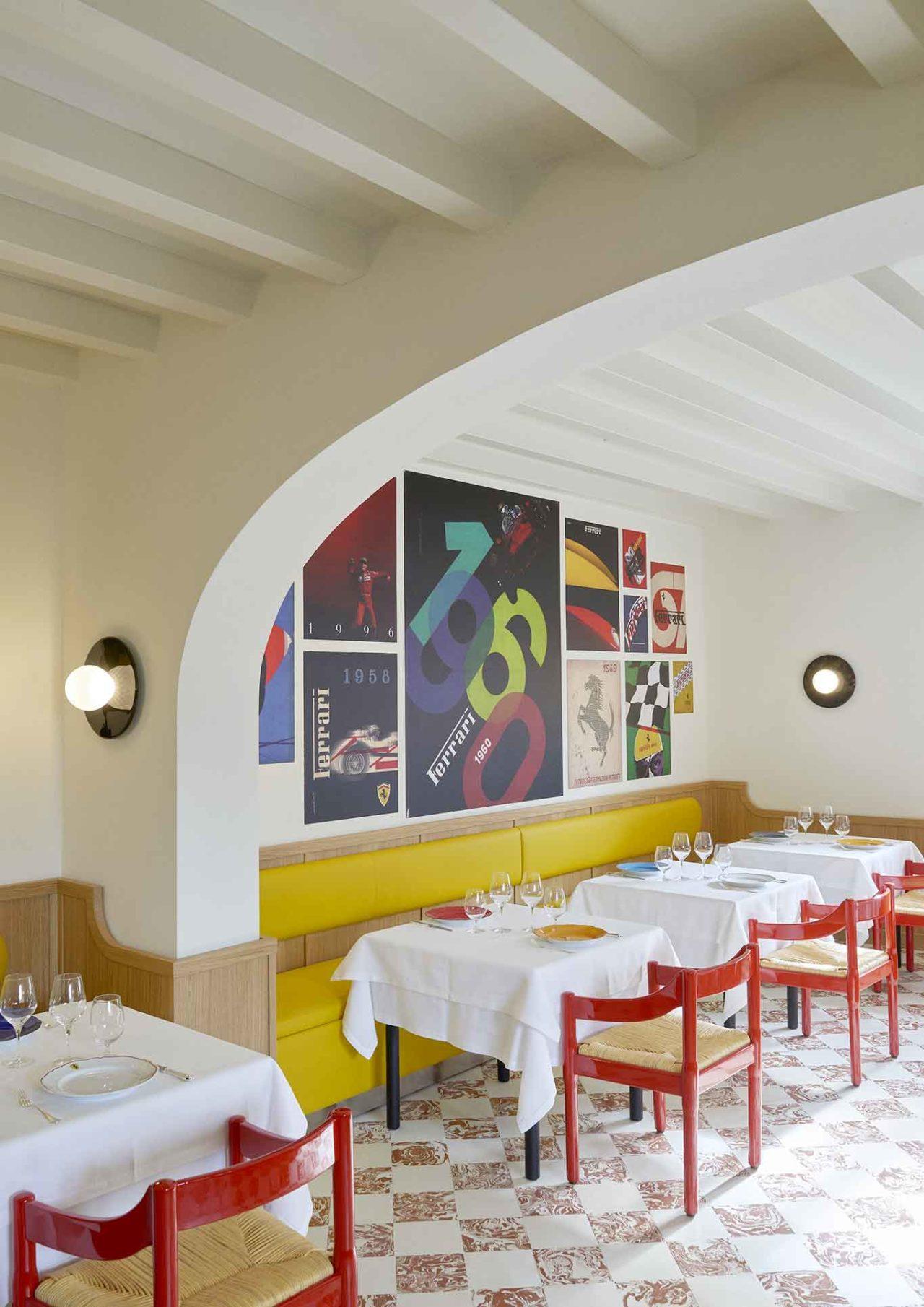 ristorante Cavallino Maranello Ferrari