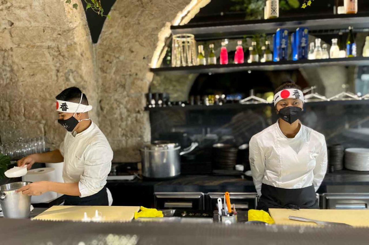 Hoshi Salerno ristorante giapponese