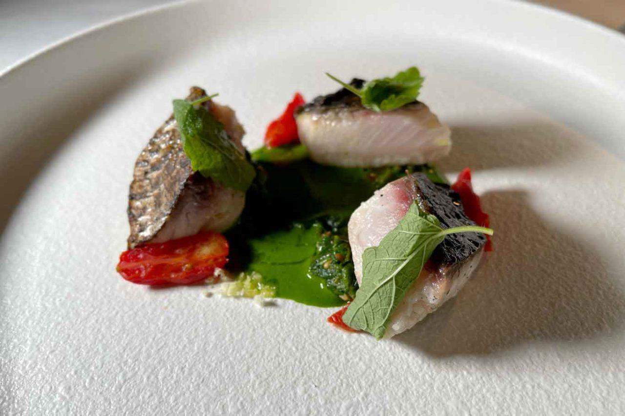 Hoshi Salerno ristorante giapponese muggine