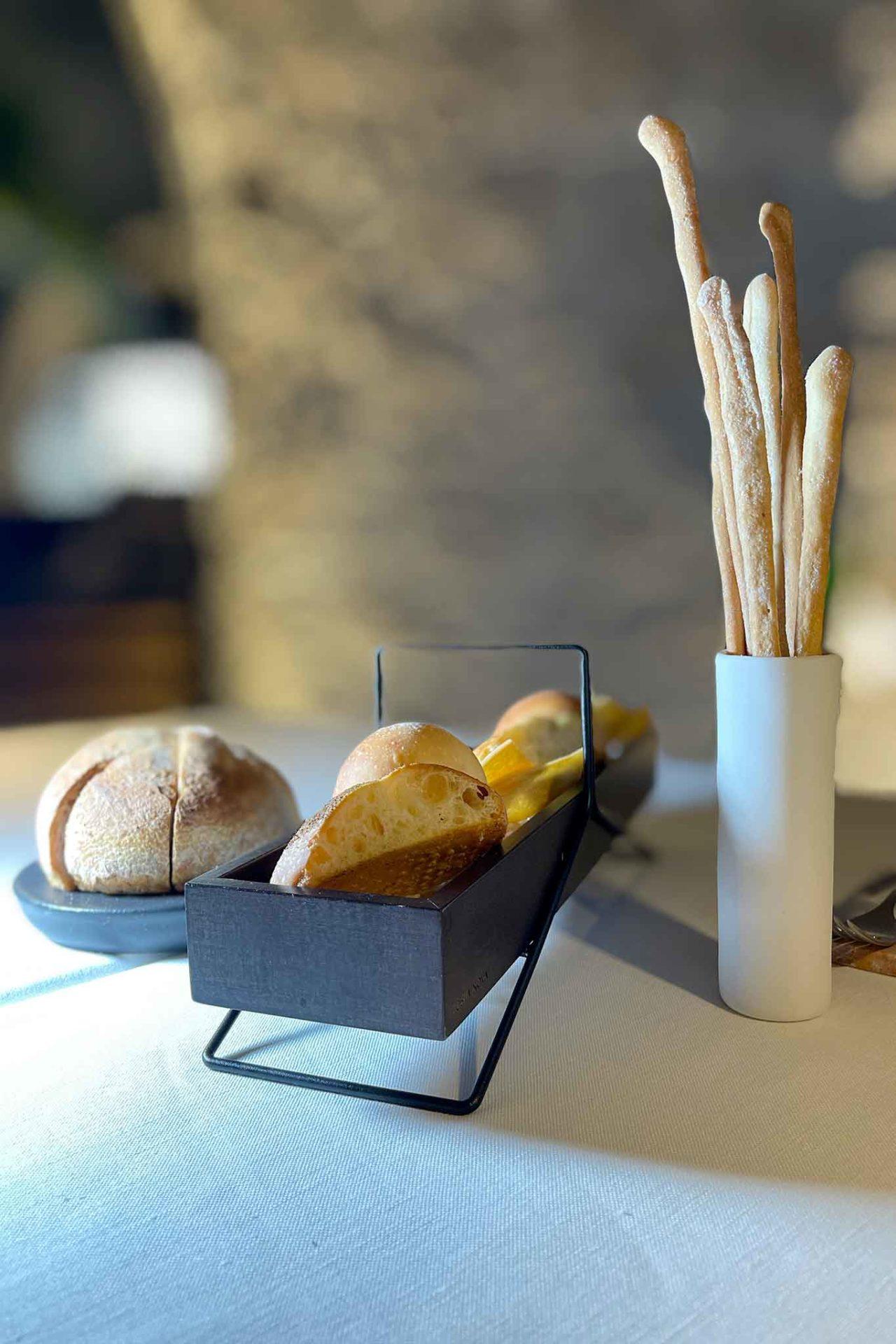 Hoshi Salerno ristorante giapponese pane