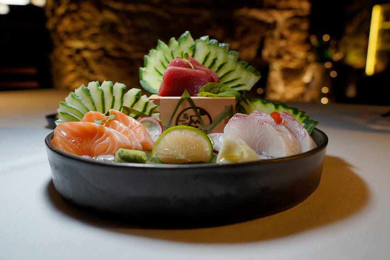 Hoshi Salerno ristorante giapponese sashimi