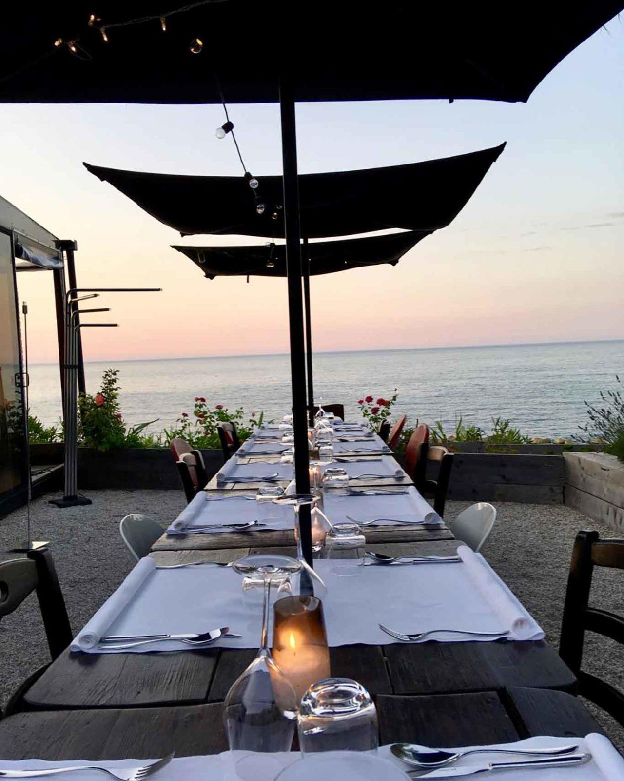 ristoranti di pesce sul mare in Abruzzo: Insight Eatery