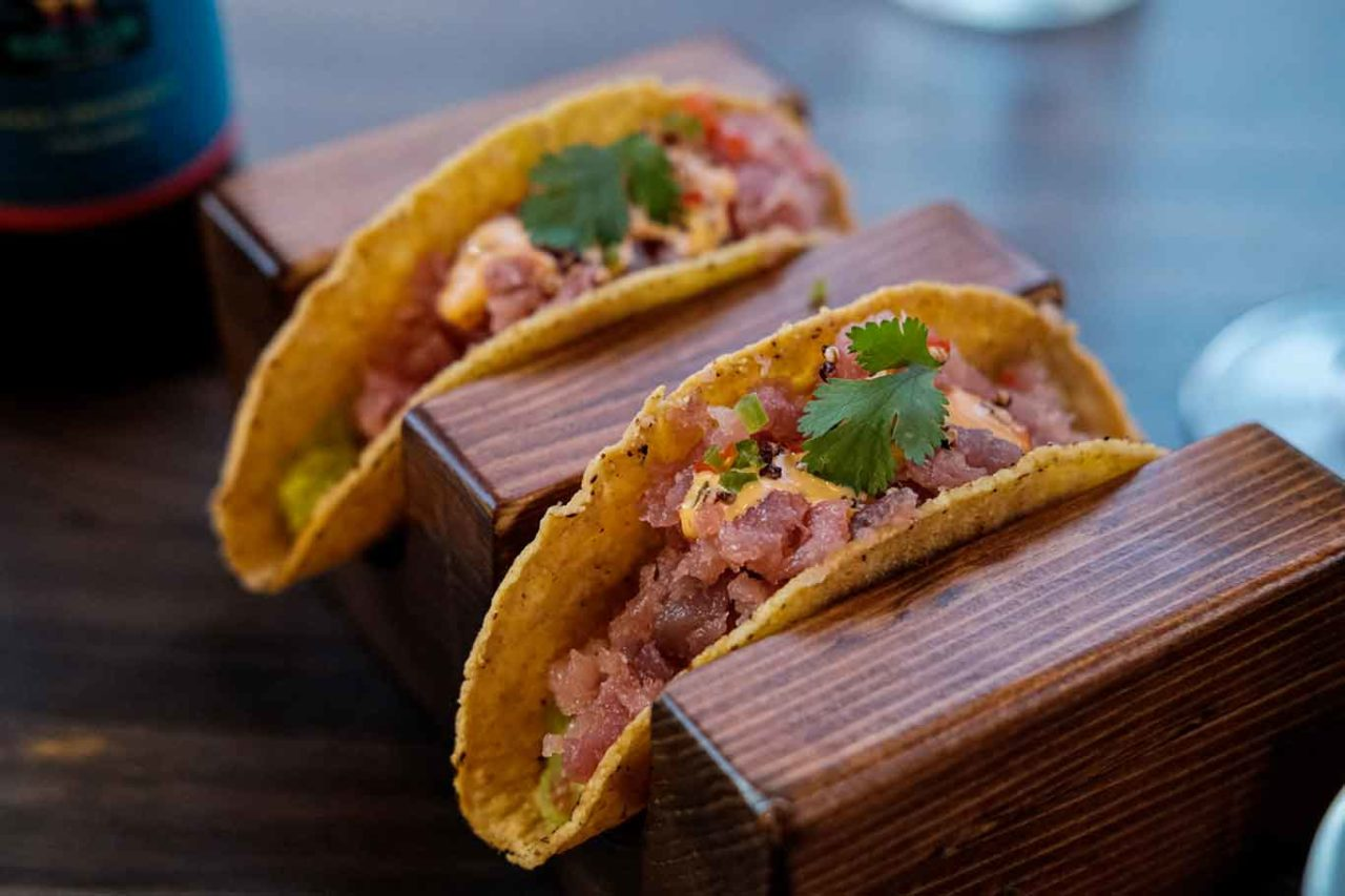 Mama Cocha ristorante nikkei San Giuseppe Vesuviano tacos