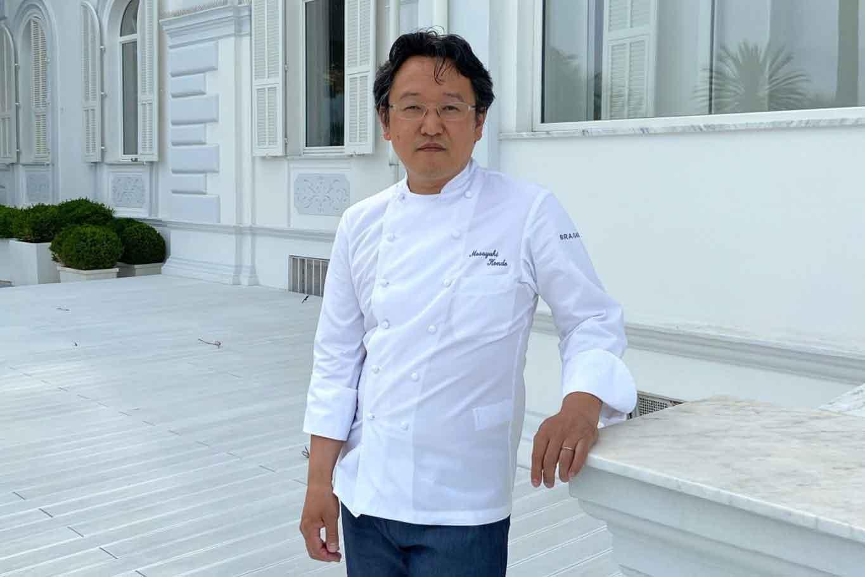 Masayuki Kondo chef horus