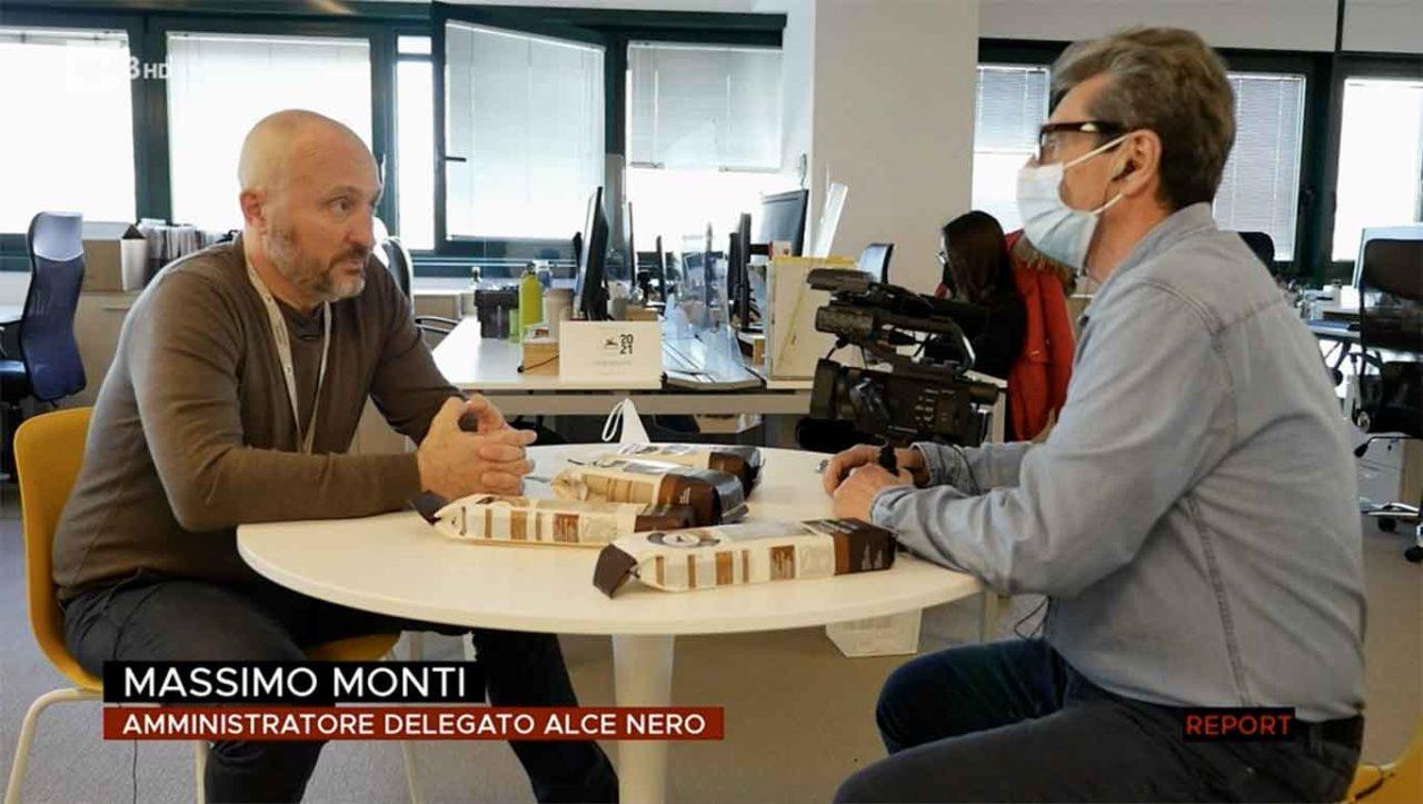 Massimo Monti e Bernardo Iovene
