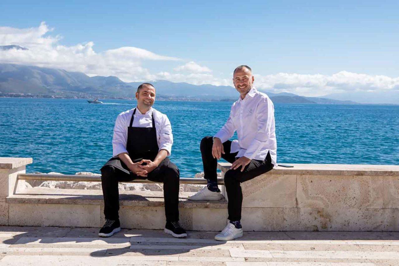 Dolia ristorante Gaeta chef