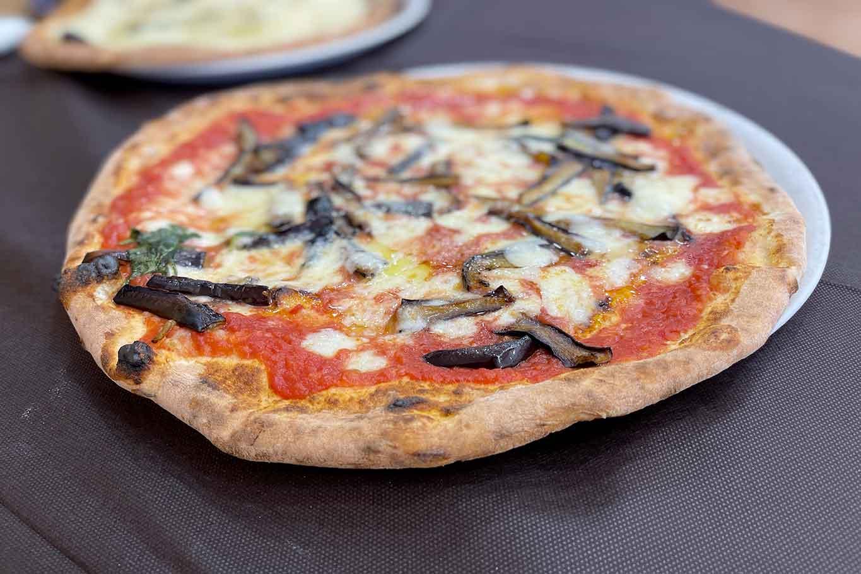 Pizzeria del Popolo Napoli pizza tradizionale