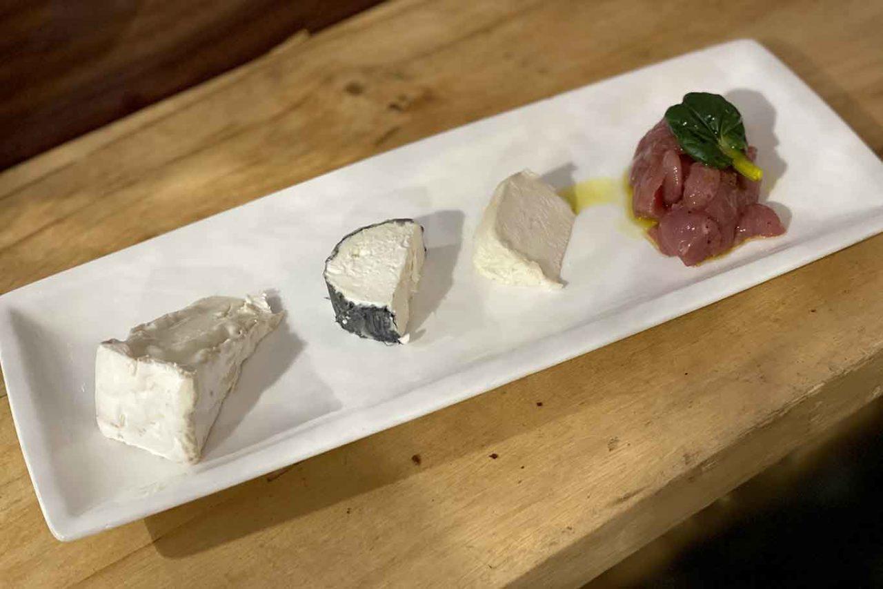 Rimessa Roscioli Roma formaggi