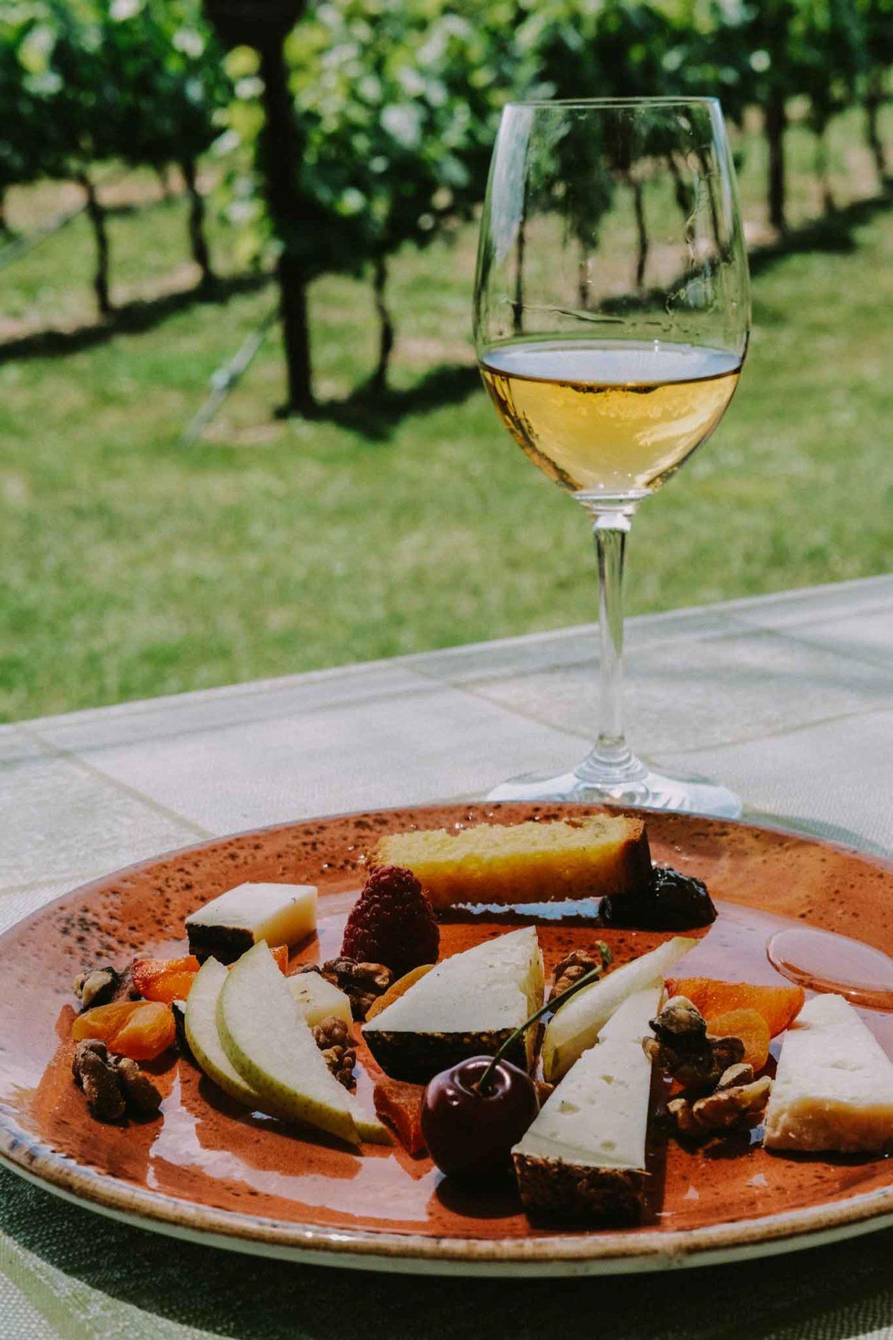 Rinuccio 1180 ristorante Antinori Chianti Classico formaggi